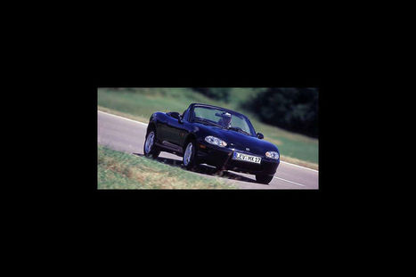 Forever young: Mazda MX-5 | Mazda MX-5 | Scoop.it