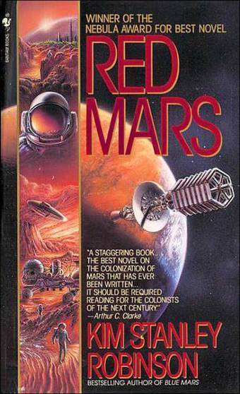 Red Mars - Kim Stanley Robinson | Ficção científica literária | Scoop.it