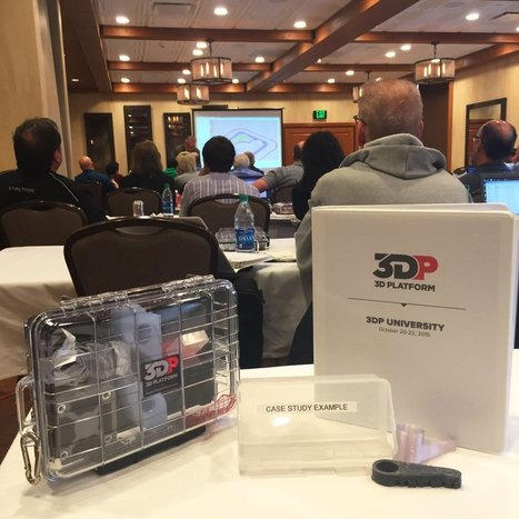 3D Platform University A Great Success! - 3D Platform | 3D Printing in Manufacturing Today | Scoop.it