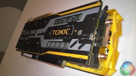 Sapphire – carte graphique Radeon R9 290x Toxique révélée | Monhardware.fr | My Interest | Scoop.it