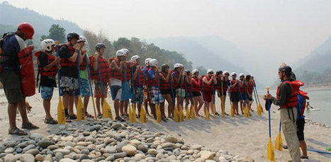 Kali Gandaki River   Adventure Trekking in nepal   Scoop.it