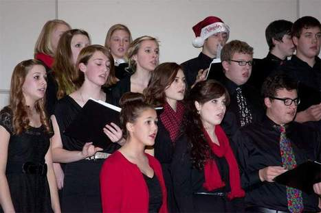 Choir a space for creativity - Kirksville Daily Express and Daily News | Recess for the Mind | Scoop.it