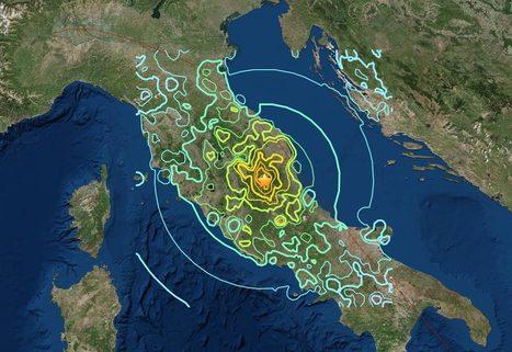 El terremoto de Accumoli libera energía equivalente 1.270 toneladas TNT | Geología | Scoop.it