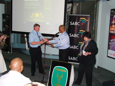 SABC Media Libraries: Springbok Radio handover to SABC | The Information Professional | Scoop.it