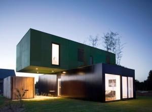 La maison container pour ou contre vertfoc for Container maison bretagne