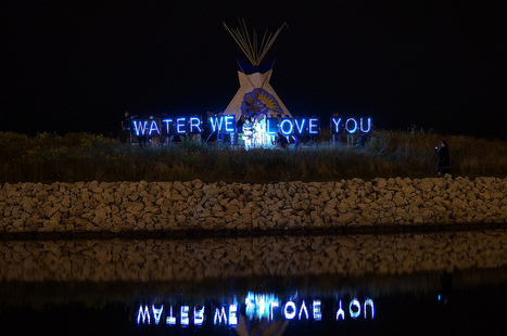 Daily Kos: Water Is Life: Especially If You Walk The Walk - #IdleNoMore #lightbrigade #WATERisLIFE #ISF2013 | IDLE NO MORE WISCONSIN | Scoop.it
