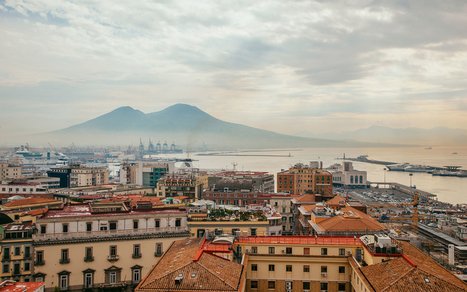On the trail of a Novelist: Ferrante's Italy in 6 stages | Italia Mia | Scoop.it