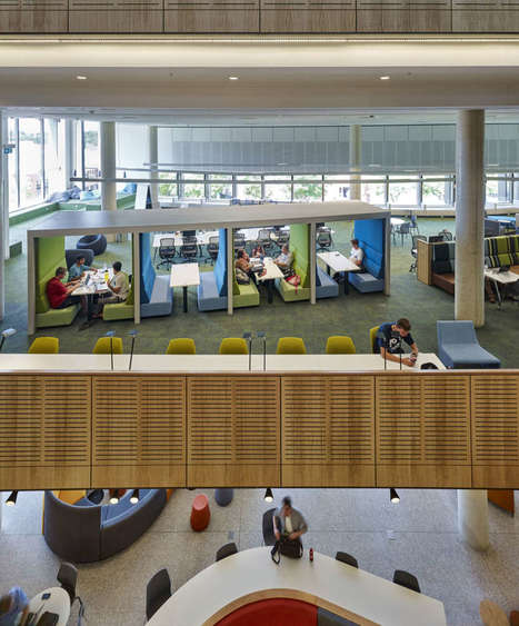 University of Western Sydney Kingswood Campus Library | Library Evolution | Scoop.it