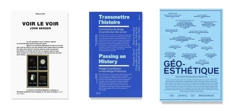 Trois nouveaux ouvrages chez B42 | What's new in Visual Communication? | Scoop.it