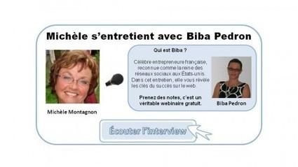 Entrevue avec Biba Pedron : Comment une petite Française est devenue la reine des réseaux sociaux aux USA | Les trouvailles de Michèle, coach'in Nantes | Scoop.it