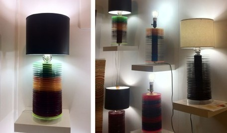 Old Vinyl Records Transformed Into Chic Lamps After the Music Stops | Curation, Gamification, Augmented Reality, connect.me, Singularity, 3D Printer, Technology, Apple, Microsoft, Science, wii, ps3, xbox | Scoop.it