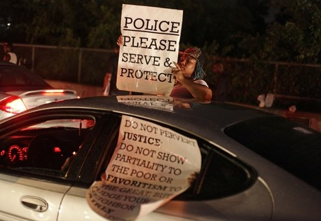 How Ferguson Highlights the Dangers of For-Profit Policing | Info Carousel | Scoop.it