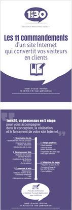 Comment faire un site internet qui convertit vos visiteurs en clients | Agence web 1min30, Inbound marketing à Paris | 1min30 | Scoop.it
