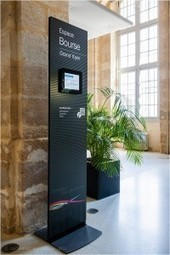 Venez découvrir notre toute nouvelle signalétique - Bordeaux Palais ... | Groupe et Marques CCI de Bordeaux | Scoop.it
