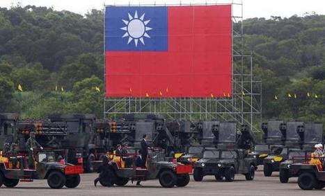 Taiwan military parade remembers Nationalist victory in Sino-Japan war | EconMatters | Scoop.it