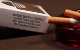 Graphic Health Warnings Introduced in 77 Countries | I love cigarettes | Scoop.it