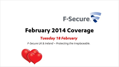 February Coverage (18th)   F-Secure Coverage (UK)   Scoop.it