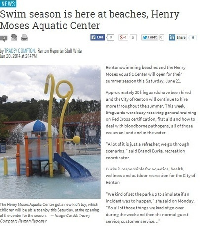 Urgent Care in Tukwila: Managing Water-borne Illnesses from Swimming | US HealthWorks Tukwila | Scoop.it