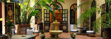 Riad Marrakech pas cher, voyage maroc, réservation riad marrackech en ligne : riadbamaga | Riad Marrakech | Scoop.it