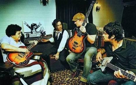 Queens of the Stone Age estrena sencillos   ¡La Rockola!   Scoop.it