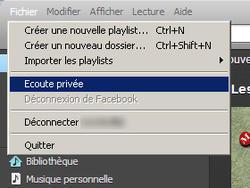 """Spotify ajoute un """"mode privé"""" pour ne pas partager sa musique sur Facebook   Méli-mélo de Melodie68   Scoop.it"""