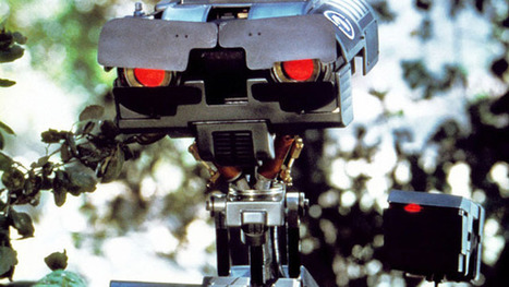 Phew! 'Short Circuit' Remake Being Written by Disney Writing ... | SFFWRTCHT | Scoop.it