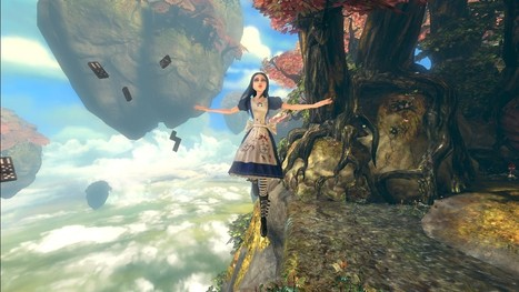 Alice: Madness Returns— Dementedly awesome | sitting at the ... | Alice Madness Returns | Scoop.it