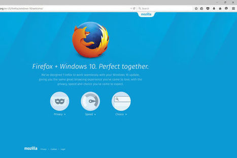 Firefox sticks it to Microsoft, redirects Cortana searches in Windows 10 | Teaching in Higher Education | Scoop.it