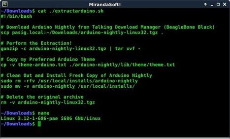 Twitter / MirandaSoft: @pdp7 My Arduino Nightly ... | Raspberry Pi | Scoop.it