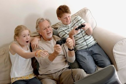 Seniors, Welcome to the Gaming World | bayareahomecare | Scoop.it