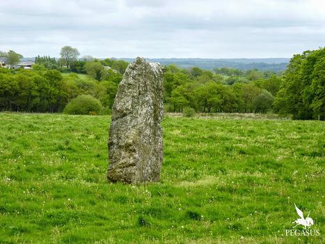 La guerre des Gaules: Menhir à Toull ar Hoat | La Guerre des Gaules en BD | Scoop.it