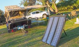 Portable solar panels for camping - Solar Joo   Solar   Scoop.it