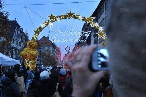 Les commerçants de Strasbourg pour le maintien du marché de Noël - DNA - Dernières Nouvelles d'Alsace   Unions Commerciales   Scoop.it
