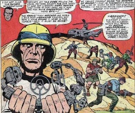 """Avengers: Age of Ultron - Guide to the Minor Villains - Den of Geek! 