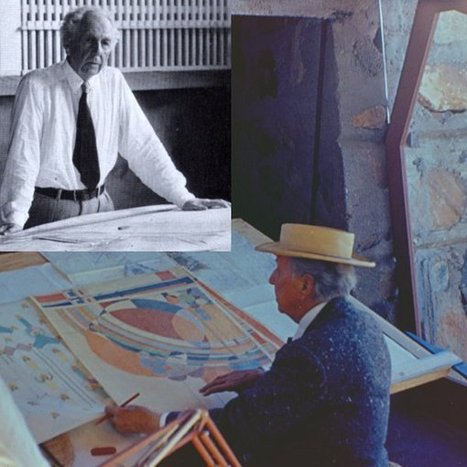 Beautiful Abodes: The Works of Frank Lloyd Wright | Design Okidi | Scoop.it