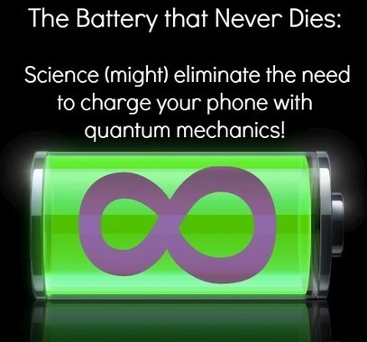 How Quantum Batteries Could Become a Technological Sensation: | leapmind | Scoop.it