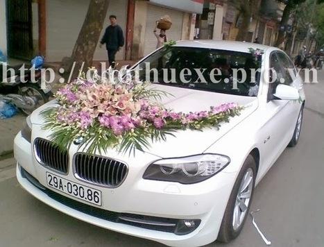 Dịch vụ cho thuê xe cưới giá rẻ tại Hà Nội | dịch vụ khác | Scoop.it