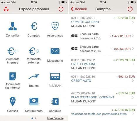 Les applications bancaires sur Apple Watch : Caisse d'Epargne, Banque populaire, BNP Paribas... | Customer Centric Innovation | Scoop.it