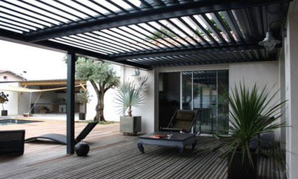 pergola brise soleil orientable blog pl. Black Bedroom Furniture Sets. Home Design Ideas