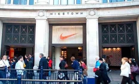 Nike supera a Zara y se transforma en la marca de moda más ... - Arte y Sport   Nike   Scoop.it