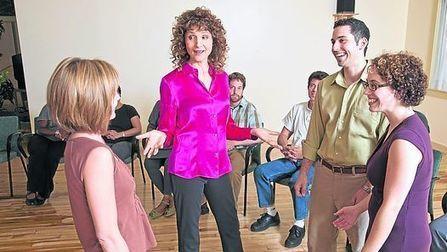 #RRHH Técnicas teatrales ayudan a los ejecutivos a desarrollar aptitudes | Making #love and making personal #branding #leadership | Scoop.it