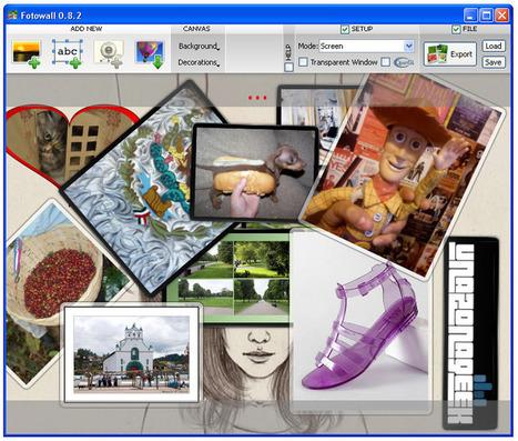Crear collages de fotos es extremadamente fácil con FotoWall.- | Recuerdo & sonrío | Scoop.it