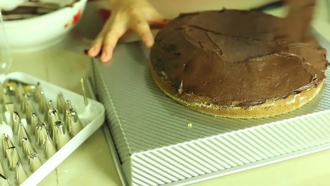 How to Make a Chocolate Cake | Dessert | Scoop.it