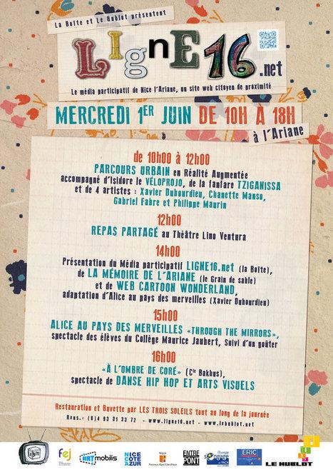Ligne16.net et Art Mobilis | Culture à Nice et ses environs | Scoop.it