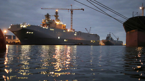 France may scuttle Mistral ships rather than fulfill Russian contract   Trade unions and social activism   Scoop.it