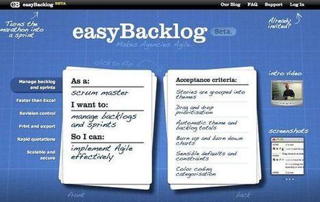 Easybacklog, plataforma de gestión de proyectos en la nube   aprendiendo ubuntu   Scoop.it