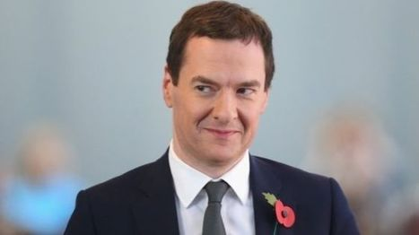 Spending review: George Osborne 'secures deals' on 30% cuts - BBC News | National & International Economy - F582 | Scoop.it