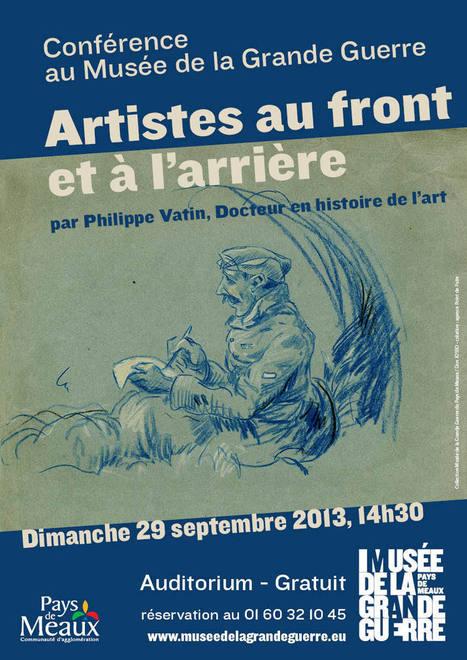 Artistes au front et à l'arrière | L'art et la Première Guerre mondiale - 1ES 1 | Scoop.it