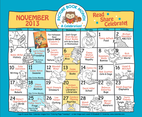 November – Picture Book Month | Writing and Illustrating | Children's books | Scoop.it