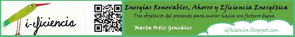 AHORRO ENERGÉTICO, EFICIENCIA Y ENERGIAS RENOVABLES